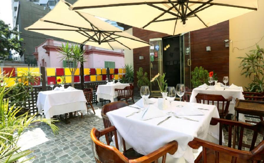 Rigoletto restaurant en Lima