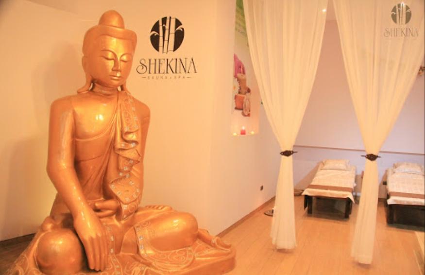 Shekina spa Saunas en Trujillo