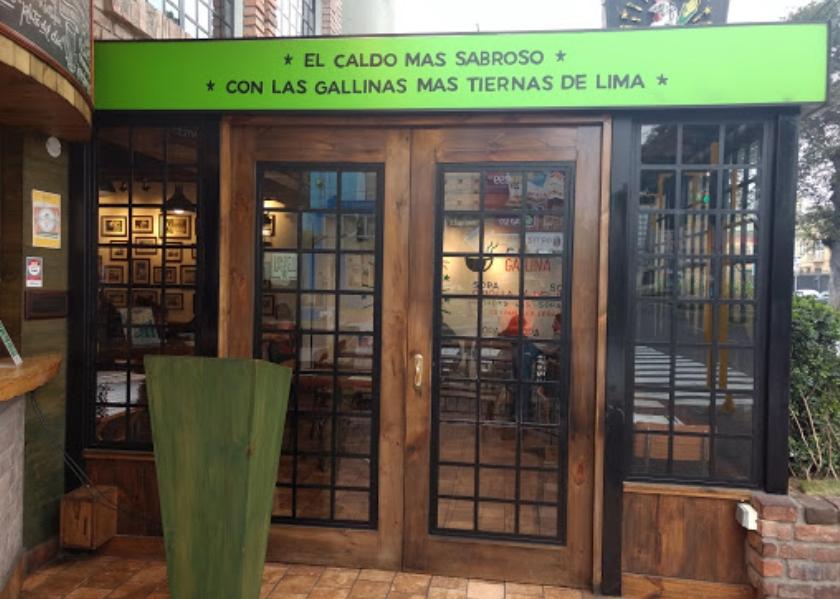 Siete Sopas en Lima