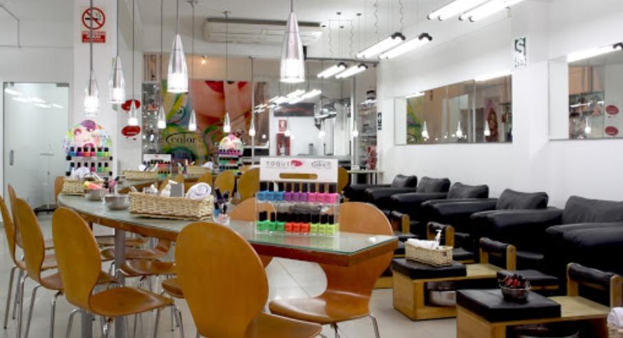 Salón de belleza en Lima Toque X