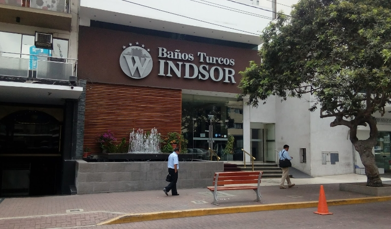 Sauna Windsor en Lima