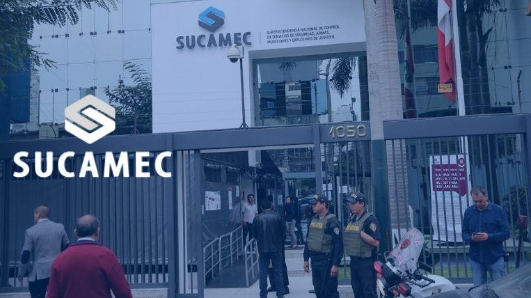 Qué es la SUCAMEC en Perú